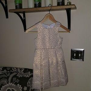 L'ENFANT Lune Caroline Crewneck Party Dress